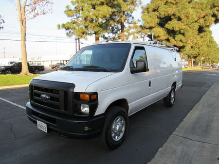 2012 Ford Econoline Super Duty extended cargo van for Sale  - 1139  - AZ Motors