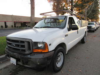 2001 Ford F-250 XL S