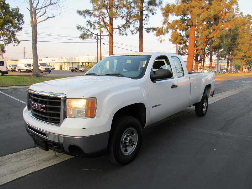 2010 GMC Sierra 2500HD Work Truck 2500HD extended cab long bed  - 1010  - AZ Motors