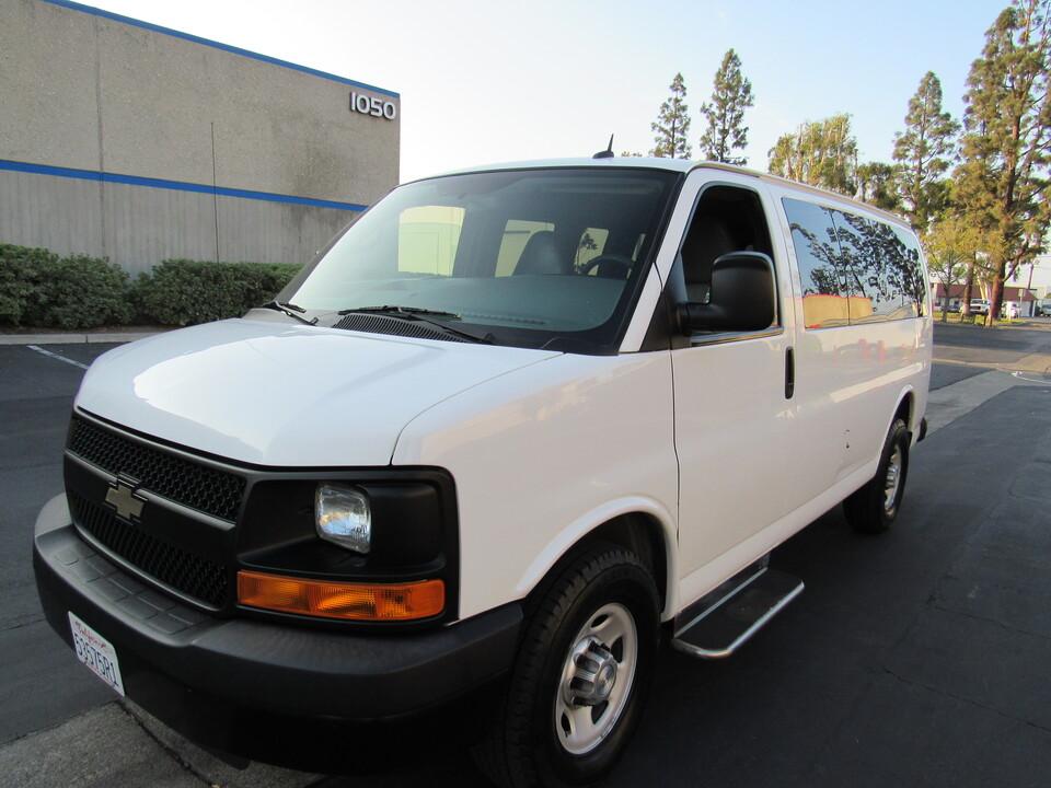 2015 Chevrolet Express Passenger LS- 8 PASSENGER -  - 6321  - AZ Motors