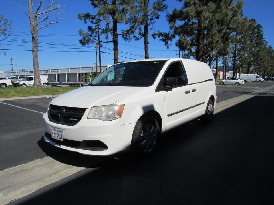 2013 Ram Cargo Van  - AZ Motors