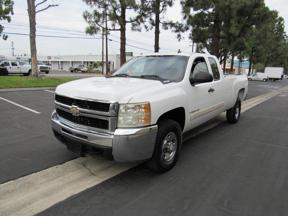2008 Chevrolet Silverado 2500HD LT ext cab long bed 2wd  - 0790  - AZ Motors