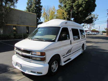 1997 Chevrolet Chevy Cargo Van conversion van(diamond executive) for Sale  - 7330  - AZ Motors