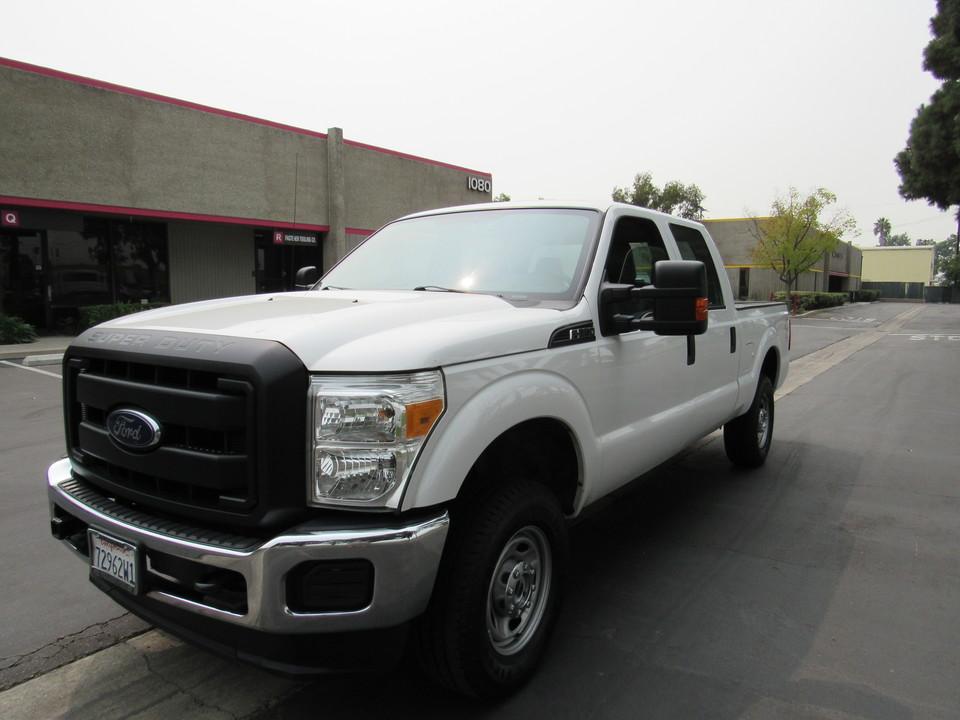 2015 Ford F-250 XL/ crew cab 61/2 bed 4wd 6.2L gas PW-PDL  - 8977  - AZ Motors