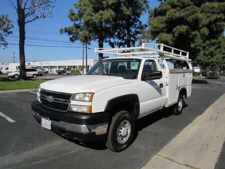 2007 Chevrolet Silverado 2500HD UTILITY BED-Work Truck for Sale  - 7231  - AZ Motors