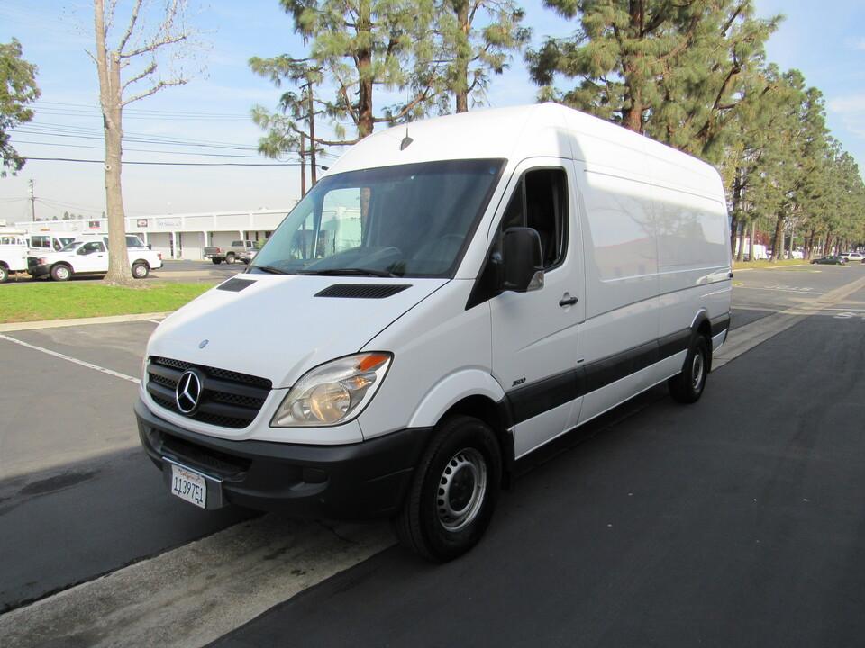 2012 Mercedes-Benz Sprinter Cargo Vans 2500 SUPER HIGH CEILING 170  - 3794  - AZ Motors
