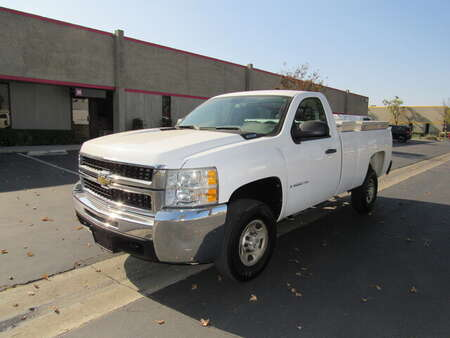 2009 Chevrolet Silverado 2500HD Work Truck for Sale  - 7158  - AZ Motors