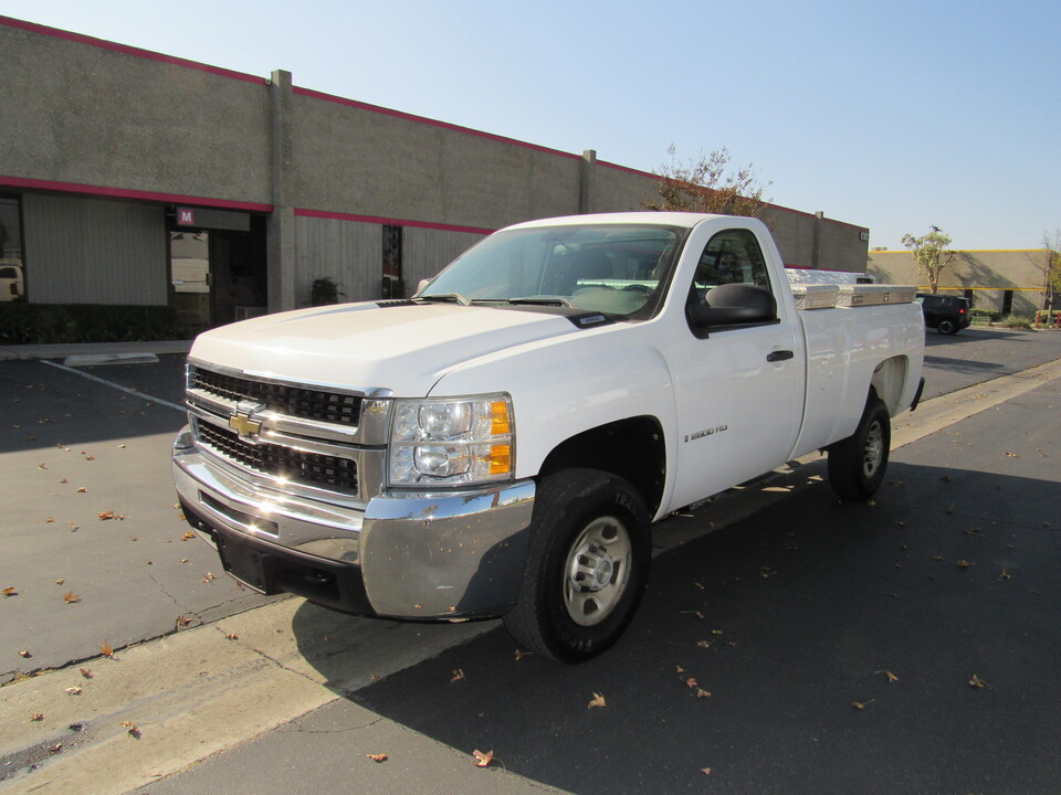 2009 Chevrolet Silverado 2500HD Work Truck  - 7158  - AZ Motors