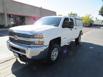2016 Chevrolet Silverado 2500HD crew cab 4wd short bed-Work Truck 6.0L V8  - 4020  - AZ Motors