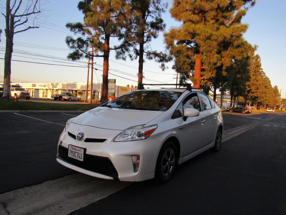 2012 Toyota Prius Three  - 4641  - AZ Motors