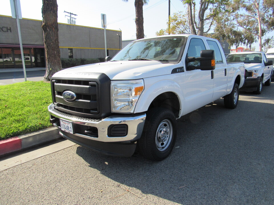 2014 Ford F-250 XL supercrew  shotr bed 4wd PW-PDL  - 6723  - AZ Motors