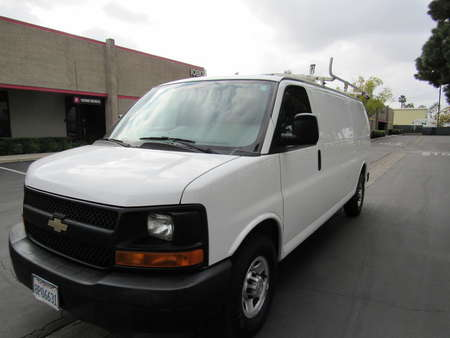 2012 Chevrolet Express extended Cargo Van 2500 PW-PDL for Sale  - 5283  - AZ Motors