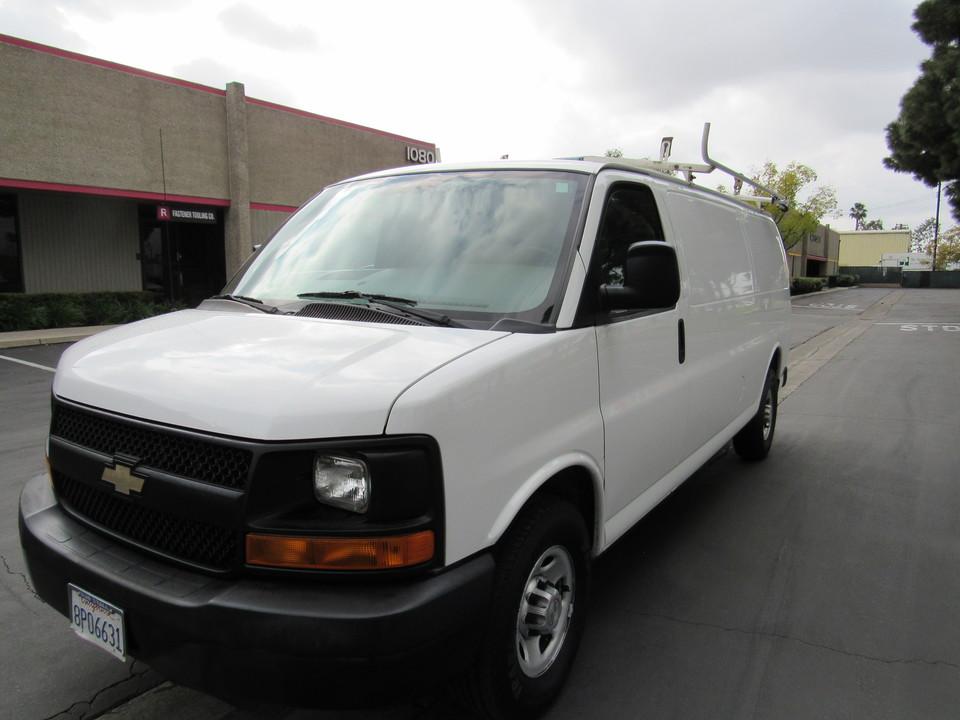 2012 Chevrolet Express extended Cargo Van 2500 PW-PDL  - 5283  - AZ Motors