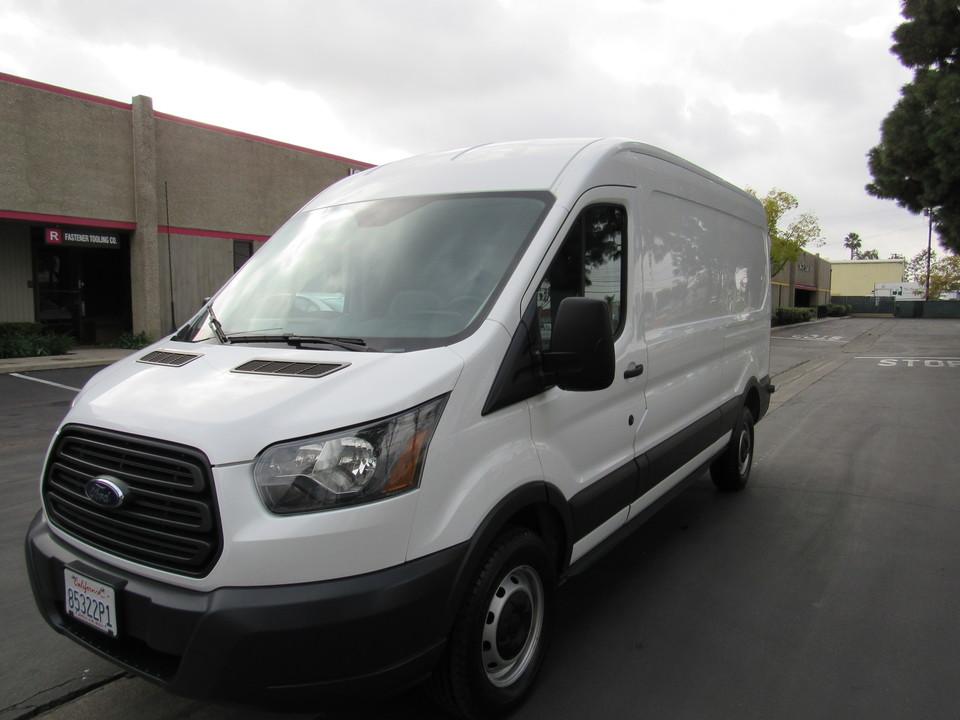 2015 Ford Transit Cargo Van T 250 148  - 7924  - AZ Motors