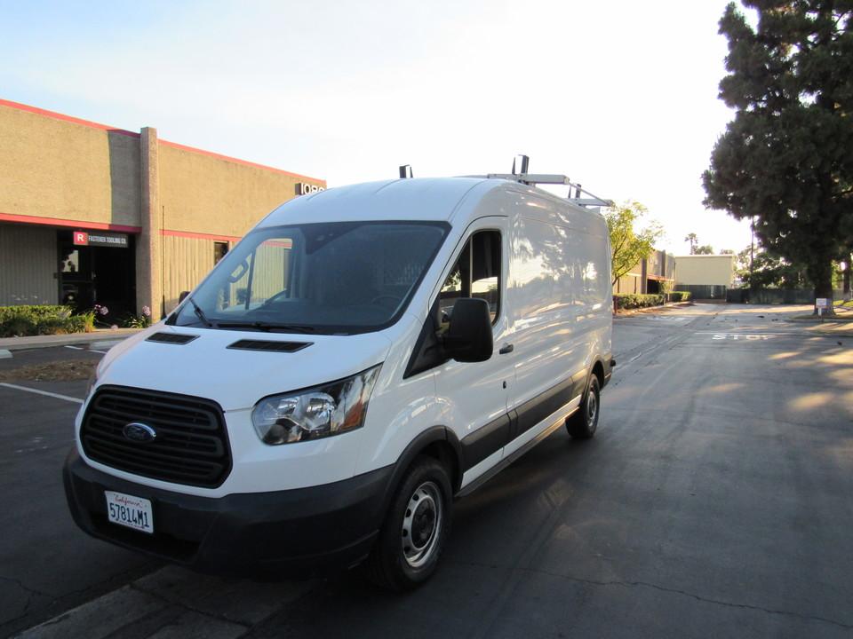 2016 Ford Transit Cargo Van 148'W.B. T 250 MED ROOF cargo van  - 3796  - AZ Motors