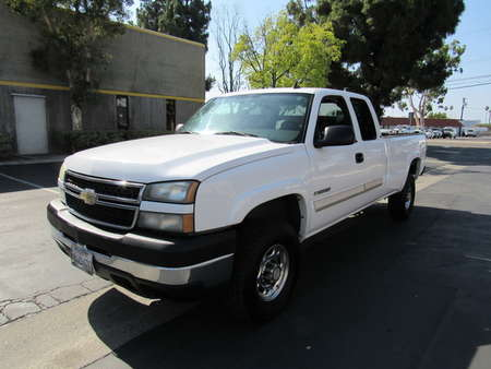 2007 Chevrolet Silverado 2500HD LT1 xcab long bed 2500HD for Sale  - 4924  - AZ Motors