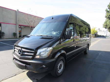 2016 Mercedes-Benz Sprinter Passenger Vans 12 passenger ROOF AC for Sale  - 6677  - AZ Motors