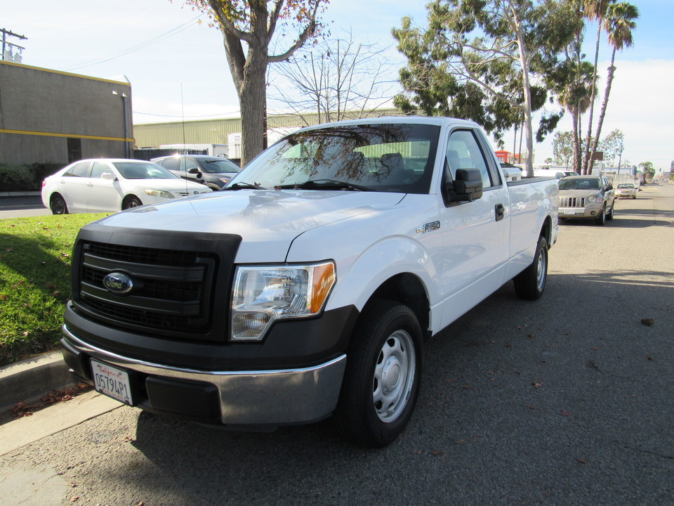2014 Ford F-150 XL REG CAB LONG BED -PW-PDL  - 7096  - AZ Motors