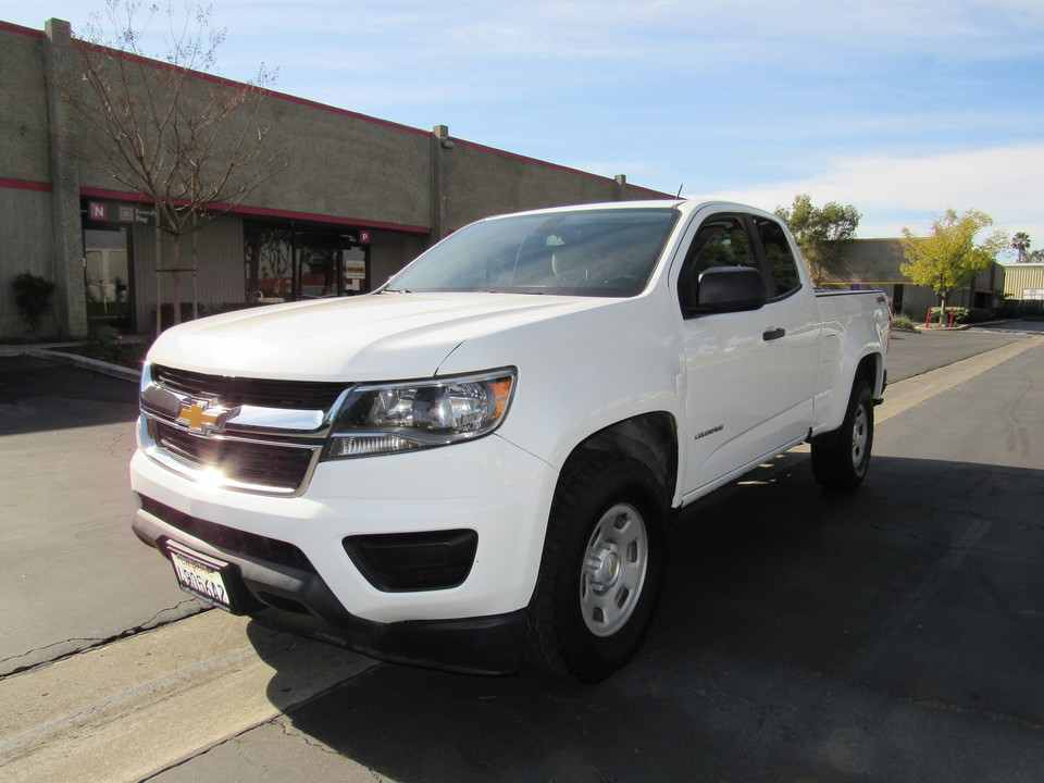 2016 Chevrolet Colorado 4WD WT xcab long bed  - 0502  - AZ Motors