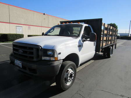 2004 Ford F-450 XL- 17' STACK BED WITH LIFT-PW-PDL-V10 gas for Sale  - 1727  - AZ Motors