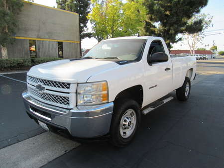 2012 Chevrolet Silverado 2500HD REG CAB LONG BED 4WD-Work Truck for Sale  - 1215  - AZ Motors