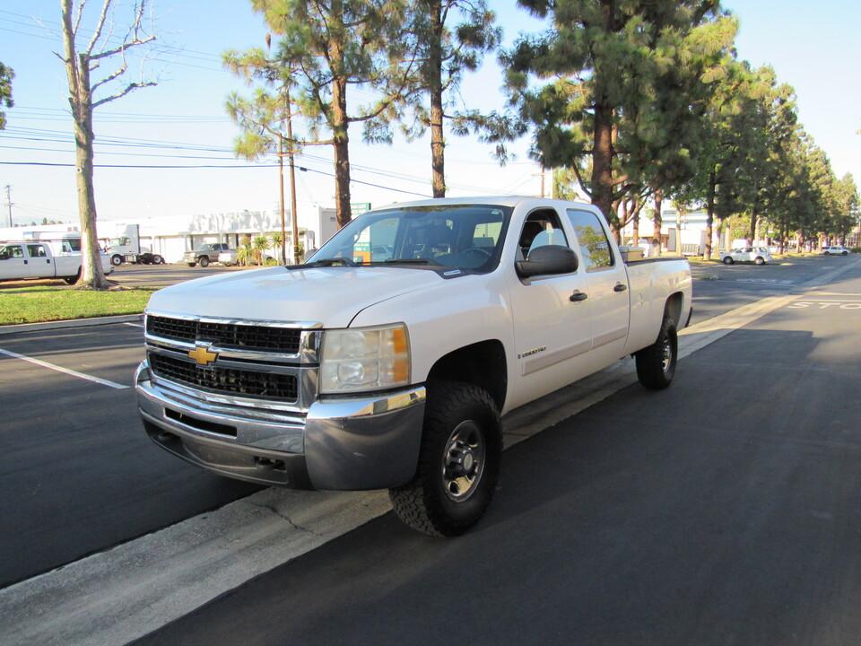 2007 Chevrolet Silverado 2500HD  - AZ Motors