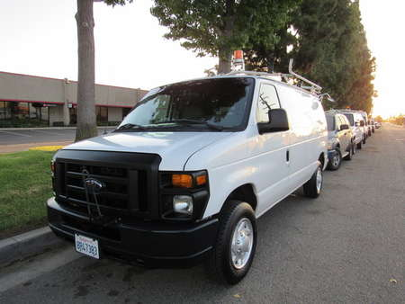 2008 Ford Econoline E 150-cargo van for Sale  - 2330  - AZ Motors