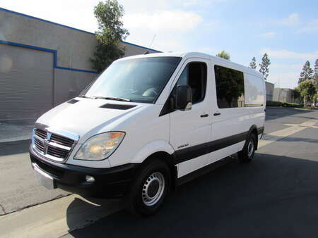 2008 Dodge Sprinter WHEEL CHAIR VAN LOW MOLAGE for Sale  - 9839  - AZ Motors