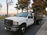 2006 Ford F-350 12' STACK BED WITH LIFT-XL  - 8964  - AZ Motors