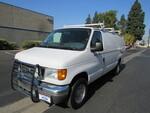 2006 Ford Econoline extended Cargo Van  - 5529  - AZ Motors