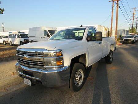 2016 Chevrolet Silverado 2500HD Work Truck reg cab long bed for Sale  - 0045  - AZ Motors