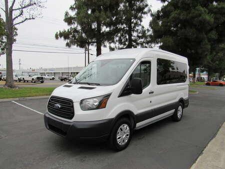 2017 Ford Transit Wagon XL 10 passenger med roof 130 for Sale  - 7268  - AZ Motors