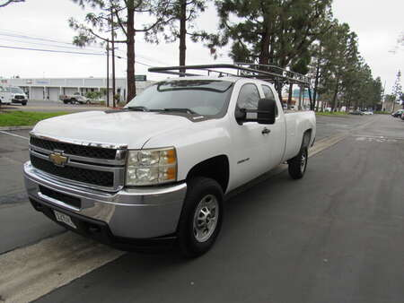 2011 Chevrolet Silverado 2500HD Work Truck xcab long bed /lumber rack for Sale  - 5336  - AZ Motors