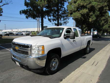 2012 Chevrolet Silverado 2500HD Work Truck EXTENDED CAB LONG BED for Sale  - 5539  - AZ Motors