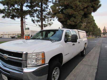 2009 Chevrolet Silverado 2500HD CREW CAB- long bed-Work Truck for Sale  - 9011  - AZ Motors