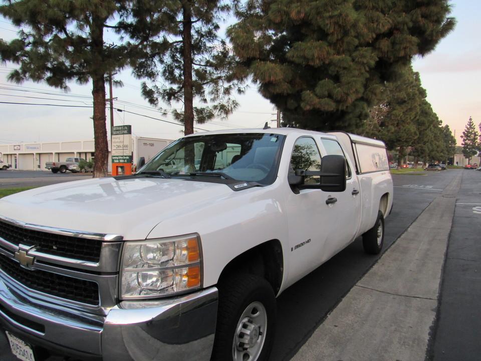 2009 Chevrolet Silverado 2500HD CREW CAB- long bed-Work Truck  - 9011  - AZ Motors