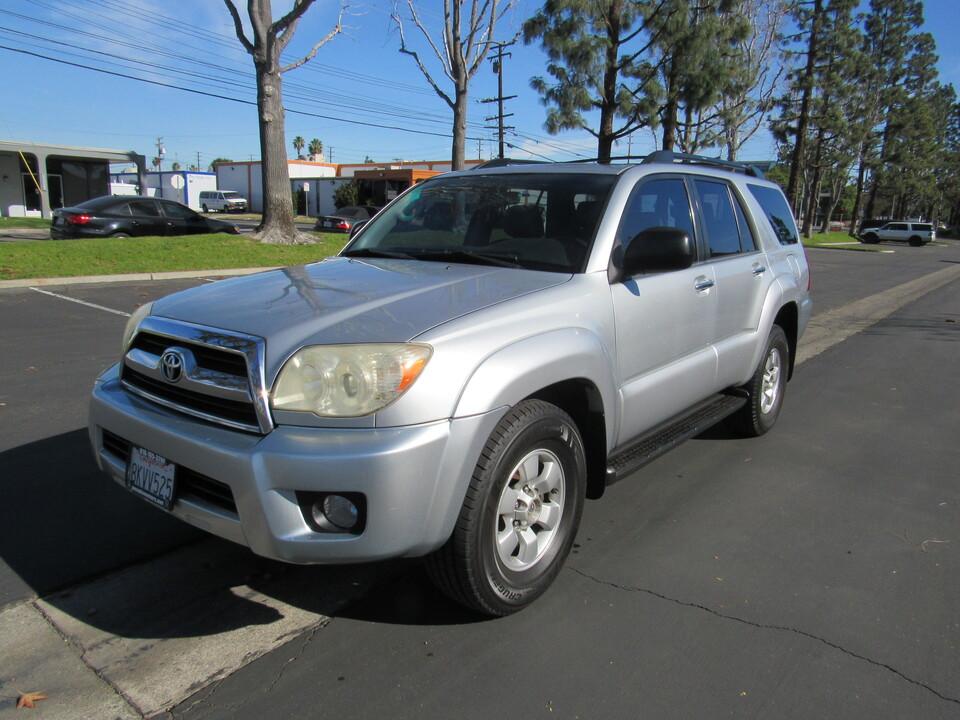 2007 Toyota 4Runner SR5 Sport  - 5395  - AZ Motors