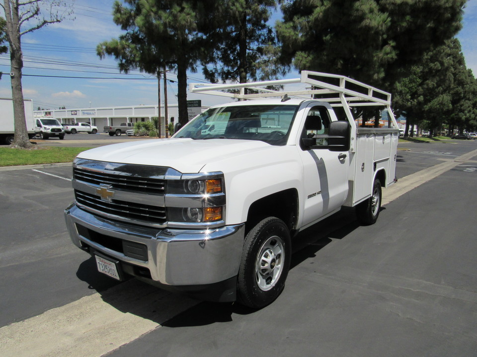 2015 Chevrolet Silverado 2500HD Built After Aug 14 Work Truck utility bed  - 9662  - AZ Motors