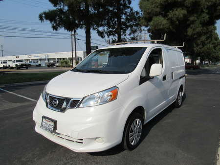 2017 Nissan NV200 Compact Cargo SV  mini cargo van for Sale  - 6642  - AZ Motors