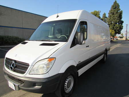 2012 Mercedes-Benz Sprinter Cargo Vans EXT 170 for Sale  - 5987  - AZ Motors