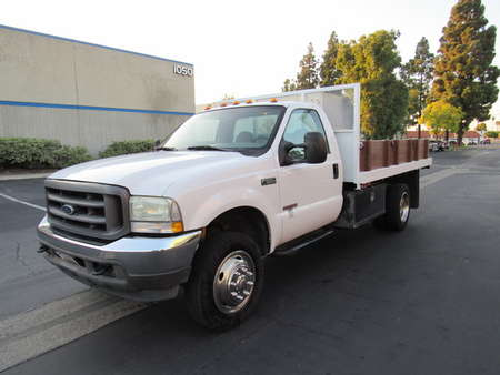 2004 Ford F-550 DUMP TRUCK 12' -6.0L DIESEL-XL for Sale  - 3725  - AZ Motors