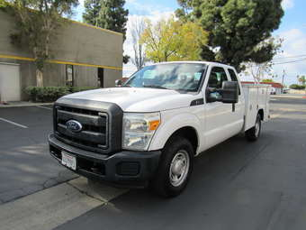 2012 Ford F-250 XL s