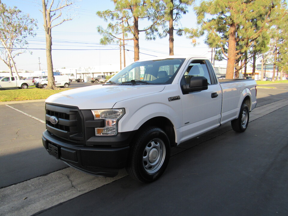 2015 Ford F-150 XL 2.7 L Eco Boost V6-REG CAB LONG BED  - 3158  - AZ Motors