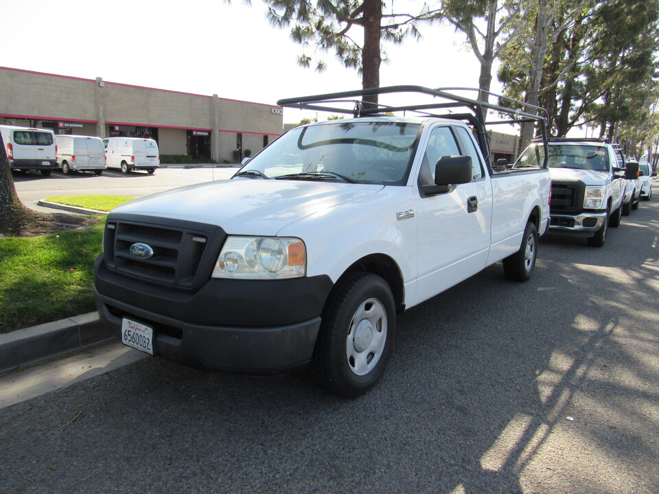 2008 Ford F-150 XL LONG BED WITH LUMBER RACK  - 6604  - AZ Motors