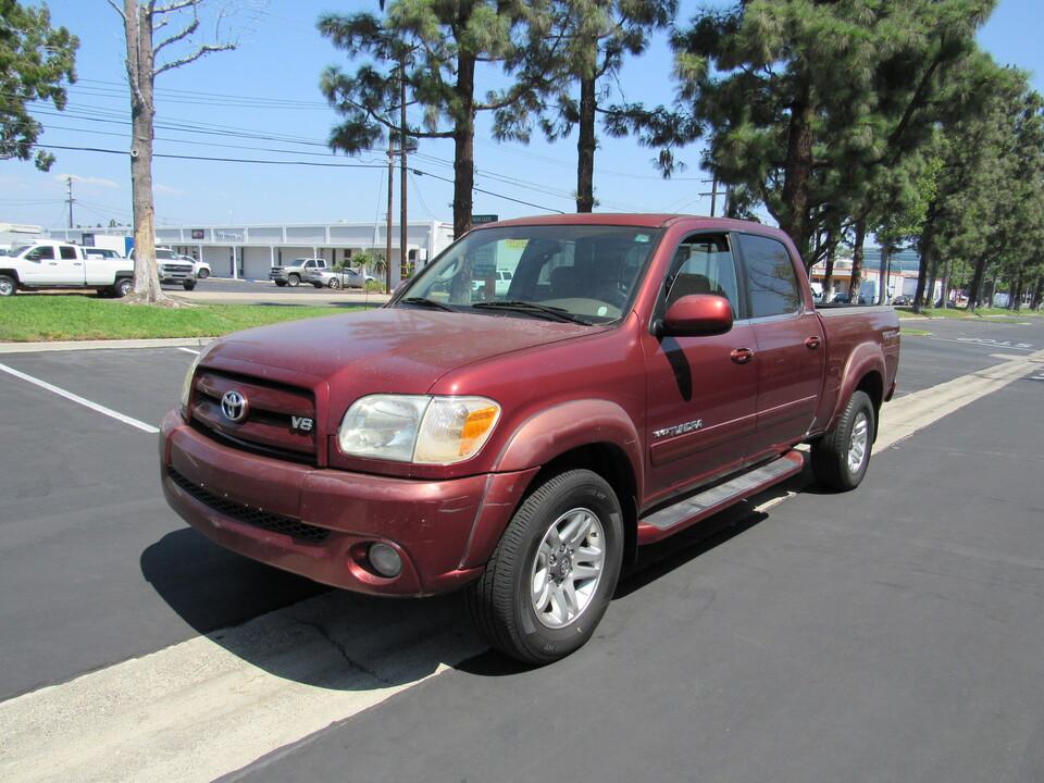 2005 Toyota Tundra LTD TRD CREW CAB 2WD  - 2087  - AZ Motors