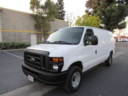 2008 Ford Econoline E 150 cargo van for Sale  - 4277  - AZ Motors