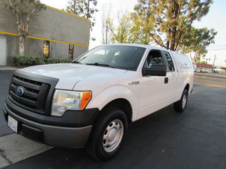 2011 Ford F-150 XL SUPER CAB WITH CAMPER SHELL- for Sale  - 2623  - AZ Motors