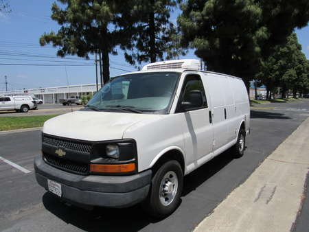 2009 Chevrolet Express REFFER Cargo Van for Sale  - 9083  - AZ Motors