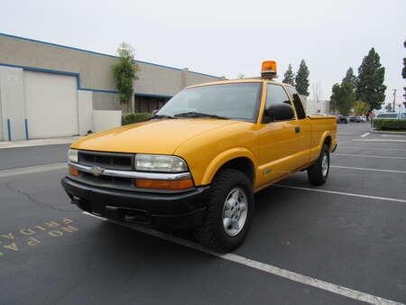 2003 Chevrolet S10 extended 3 door LS 4wd for Sale  - 8947  - AZ Motors