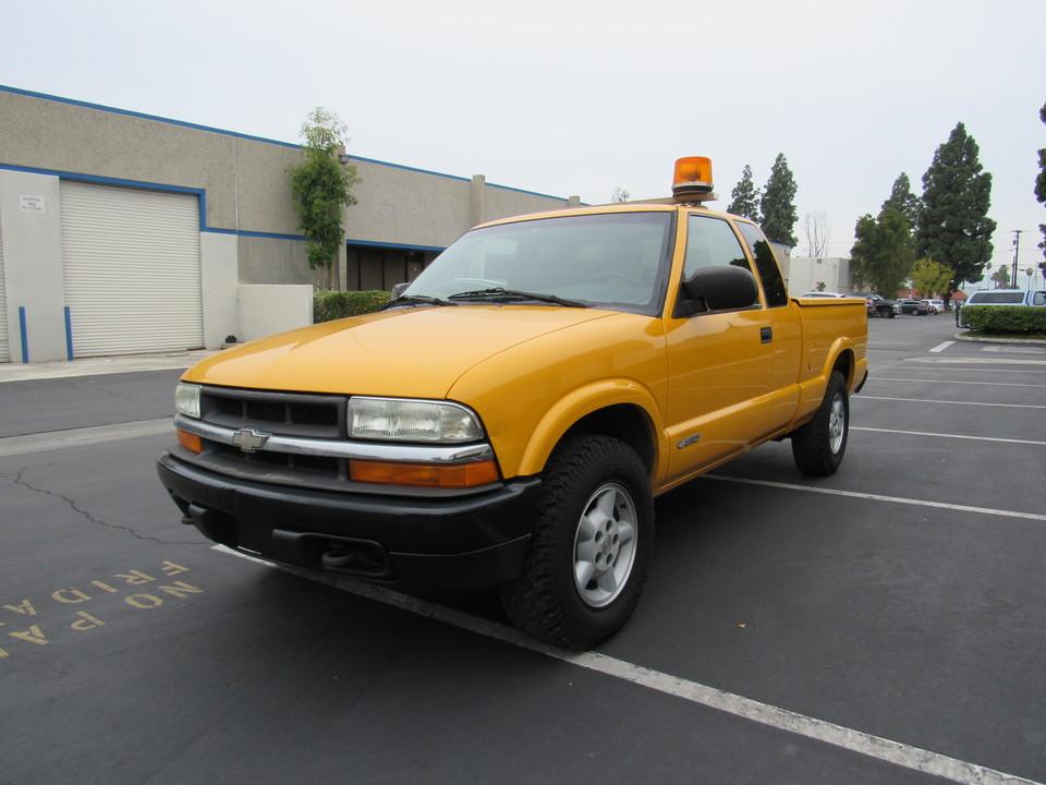 2003 Chevrolet S10  - AZ Motors